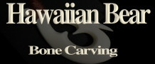 Hawaiian Bone Carving